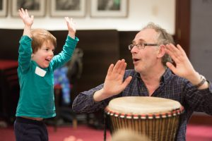 Wigmore Hall Learning, Chamber Tots, 11 March 2016